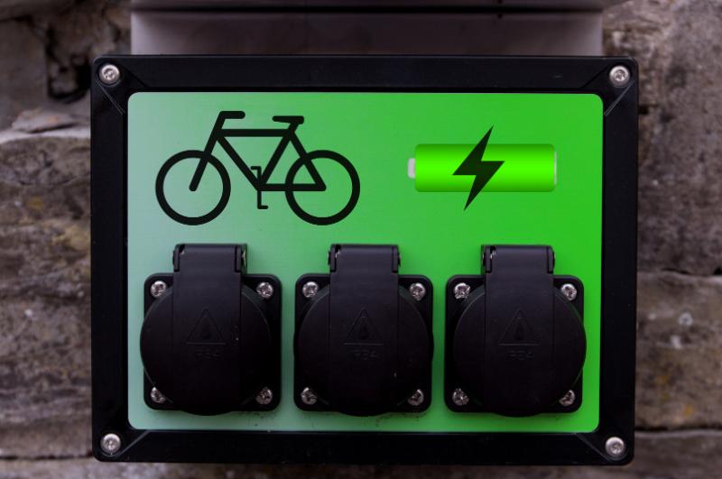 Najbolj sodobna baterija za električno kolo zdrži več kot 2500 polnjenj