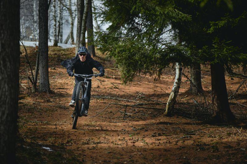 električno gorsko kolo